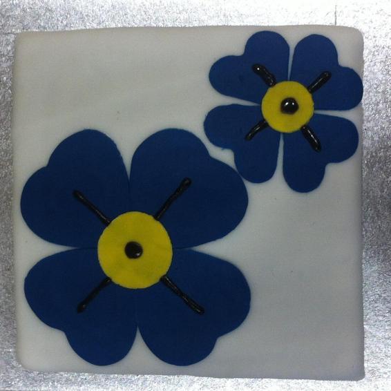 Alzheimer's Cake